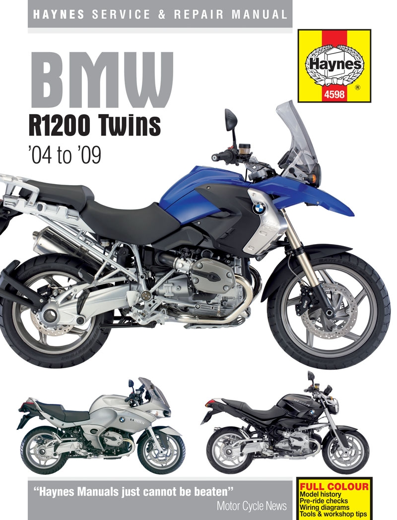 ... Array - bmw r1200rt motorcycle workshop manual rh paxpuzzle ...