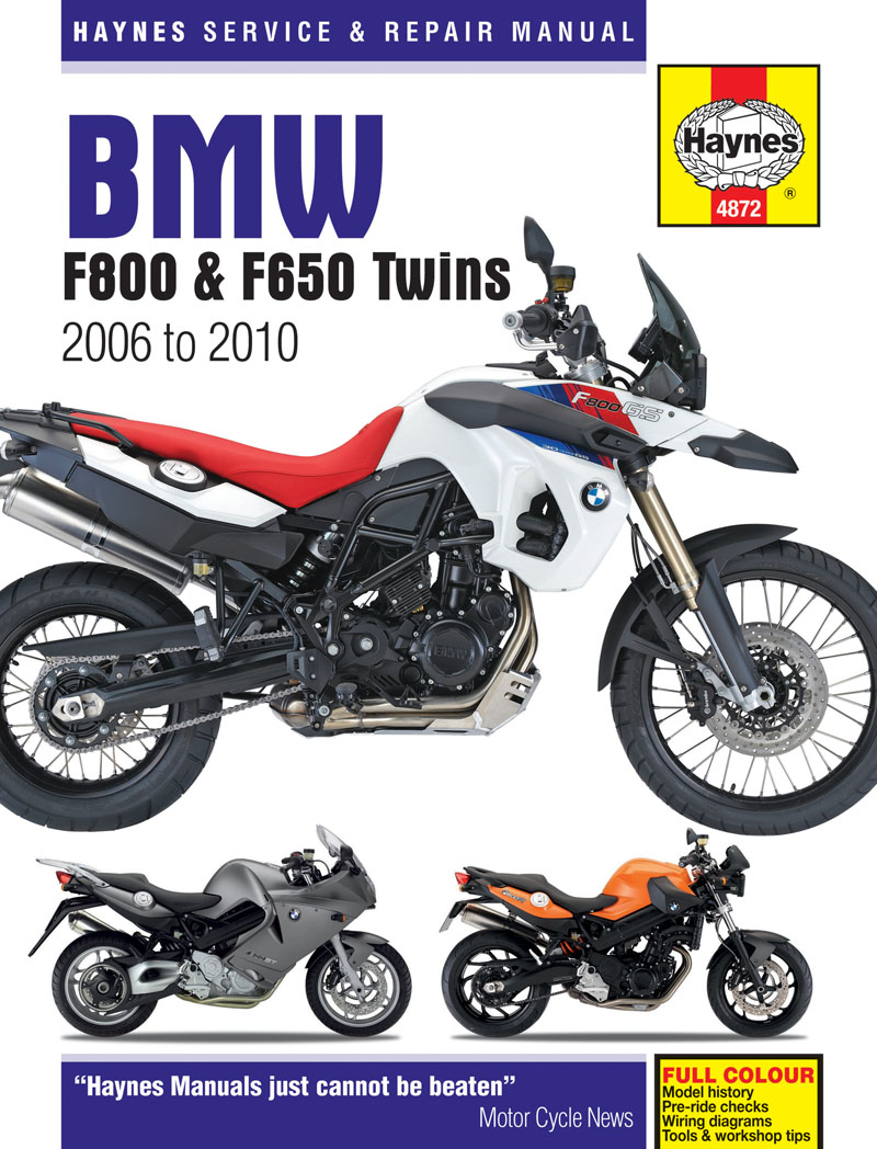 bmw f800 f650 haynes workshop manual f800gs f800r st twins bmw f800 f650 haynes workshop manual f800gs f800r st twins